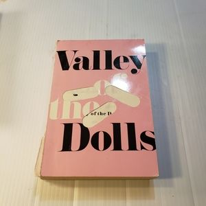 Other - Vintage Valley of the Dolls Jacqueline Susann Book